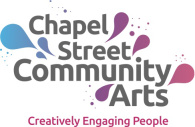 Chapel Street Community Arts logo