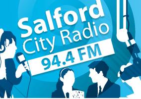 Salford City Radio logo